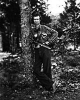 8x10 Civil War Photo: Union - Federal Private Of 4th Michigan Infantry