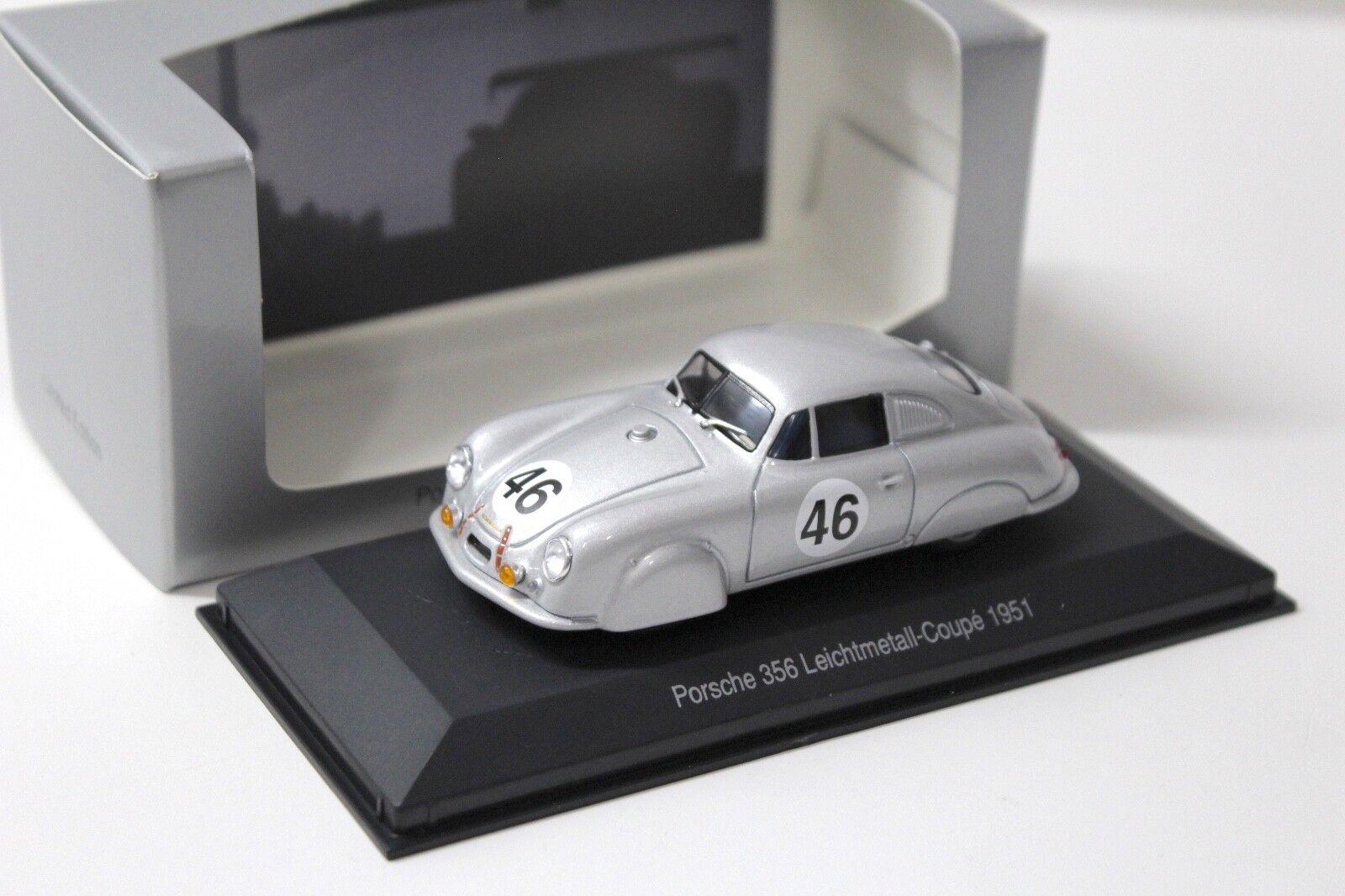 1 43 Minichamps Porsche 356 Leichtmetall-Coupe DEALER NEW bei PREMIUM-MODELCARS