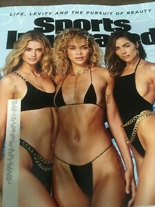 Sports Illustrated August 2020 Swimsuit Issue Cover 4 Of 4 Ebay