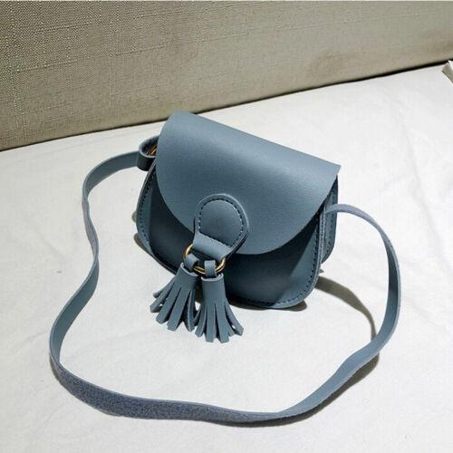 US Women Fashion Small Shoulder Bag Leather Waist Bag Crossbody Handbag Ladies