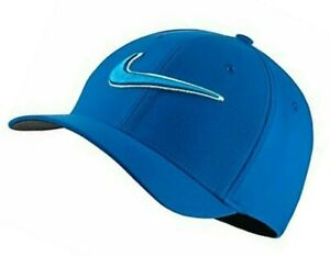 79480648 Image is loading Nike-Golf-Classic-99-White-Fitted-Unisex-Hat-