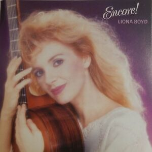 Liona-Boyd-Encore-CD-1988-A-amp-M-Records-VG-9-10
