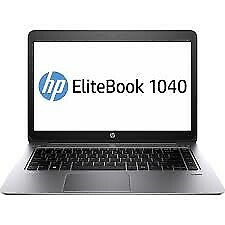 HP EliteBook folio 1040, Core I7 1,7 GHz, 8 GB ram, 250 GB…