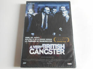 DVD-NEUF-A-VERY-BRITISH-GANGSTER-film-de-DONAL-MACINTYRE