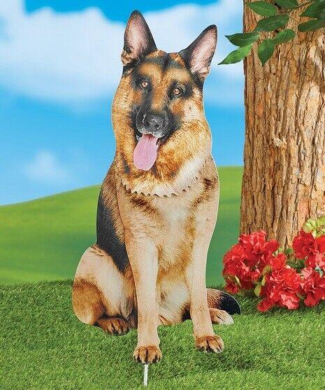 Dog Garden Statue Small Beagle Puppy