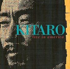 Kitaro - Live In America [CD New]