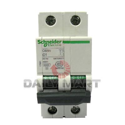 NEW Schneider C65N 3P C4A Module Circuit Breaker
