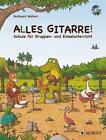 Alles Gitarre! von Burkhard Wolters (2014, Taschenbuch)