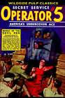 Operator #5: Revolt of the Devil Men by Curtis Steele (Paperback / softback, 2005)