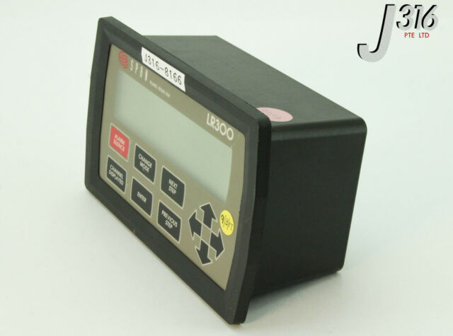 Span Instruments LR300 Multi-Channel Controller Display Varian TEL