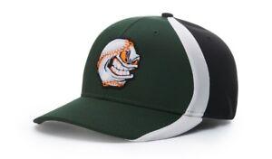 c8e3e373357 RICHARDSON 448 DRYVE COLOR SPLIT R-FLEX BASEBALL CAP BLANK FIT HAT ...