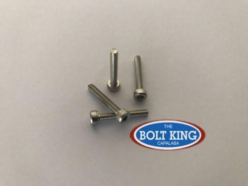 M3 Socket Head Cap screw 304 stainless steel
