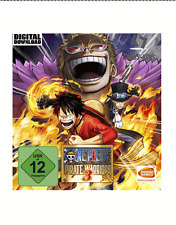 One Piece Pirate Warriors 3 STEAM PC GAME Key DOWNLOAD NUOVO Global [SPEDIZIONE LAMPO]