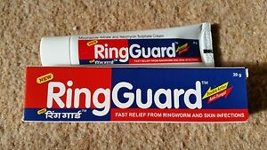 Ring Guard Cream For Anti Fungal Amp Anti Bacterial Fungus