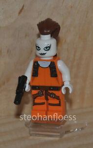 LEGO STAR WARS MINI FIGURE MINIFIG AURRA SING bounty hunter 7930