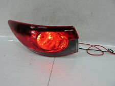 2014 2017 Mazda 6 Factory Oem Left Drivers Bulb Style Tail Light Tested R2 Fits Mazda 6