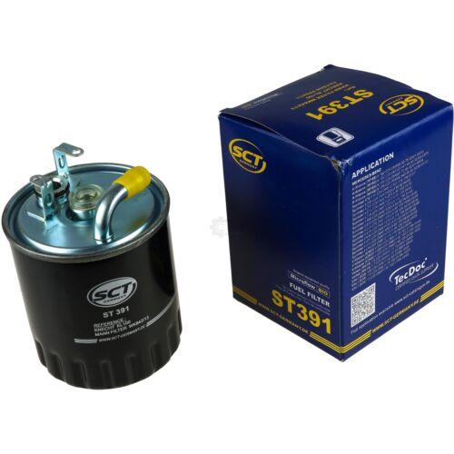Original sct Filtro de combustible St 391 fuel filter