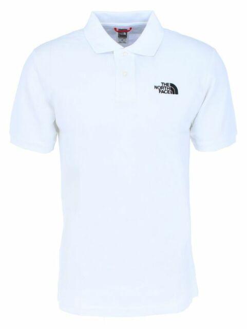 6a9f1bca4 The North Face Men' S Polo Shirt Piquet Breathable Cotton XL White