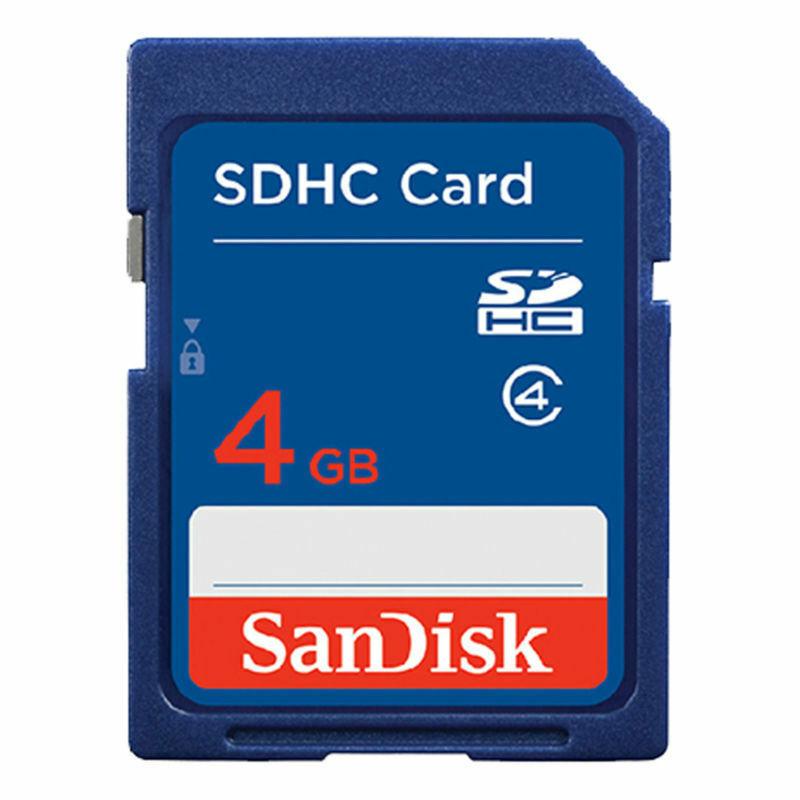 1pcs 4GB Card