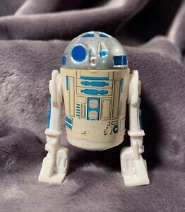1977 Vintage Kenner Star Wars Hardtop R2-D2 action figure -- First 12