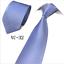 Classic-Red-Black-Blue-Mens-Tie-Paisley-Stripe-Silk-Necktie-Set-Wedding-Jacquard thumbnail 42