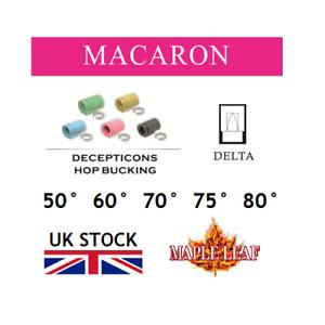 Details about MAPLE LEAF GBB VSR L96 MACARON DECEPTICON DELTA HOP UP RUBBER  BUCKING AIRSOFT