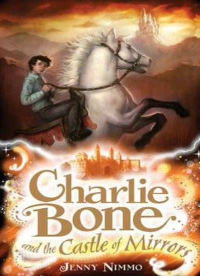 Charlie Bone and the Castle of Mirrors (Children of the Red King) By Jenny Nimm