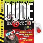 Dude Diary 3.0: Write Stuff by Cheryl Gill, Mickey Gill (Paperback / softback, 2012)