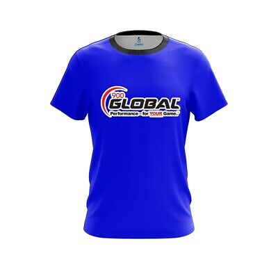 CoolWick Storm Motherboard Blue Bowling Jersey