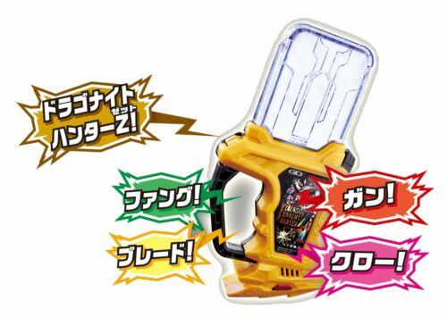 Kamen Rider ExAid DX Doragon Knight Hunter Z Gashat