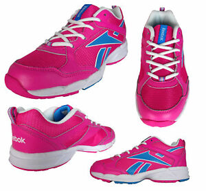 91c6db8b Image is loading Womens-Reebok-Running-Trainers-Ladies-Girls-Jogging-Gym-