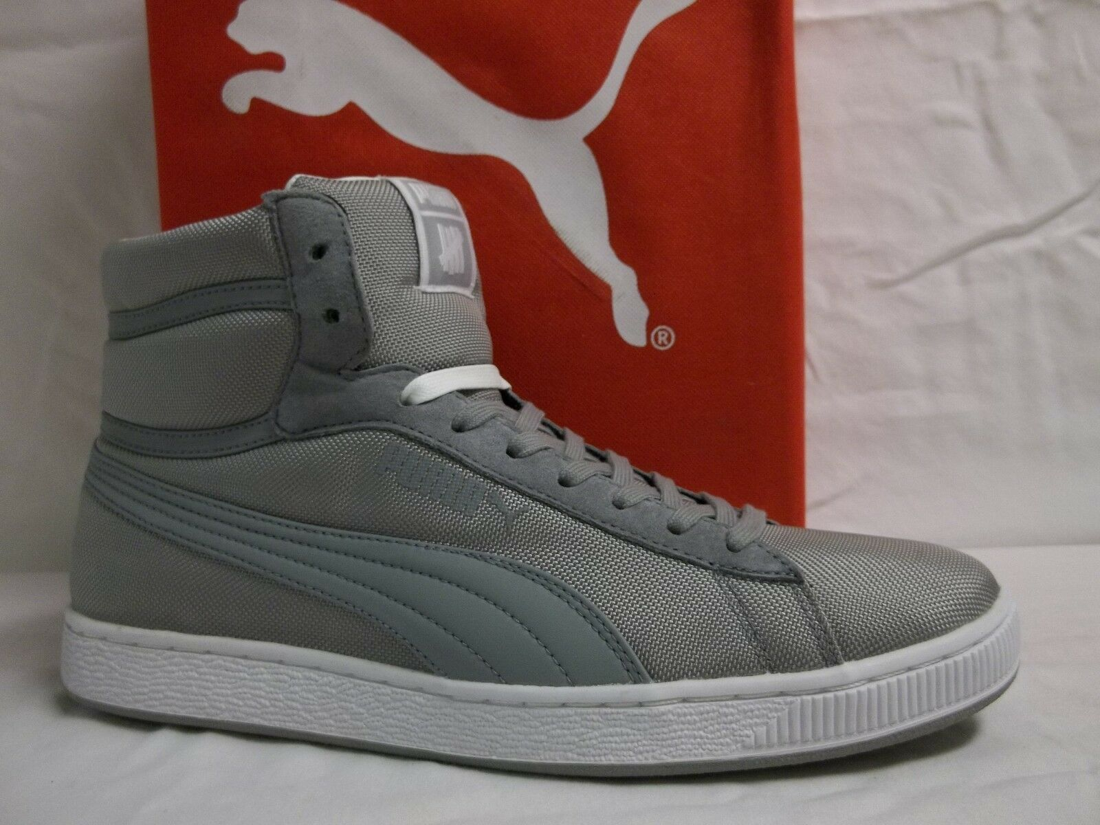 Puma Size 11 M RS X Undftd Ballistis Grey Fashion Sneakers New Mens Shoes