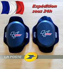 2pcs Slider Genoux Piste MOTO GP - Saponette Knee slider Knieschleifer Kneepads