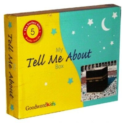 My Tell Me About Series Gift Box (5 Paperback Books)