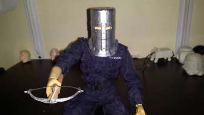 1//6 Scale Knight Helmet