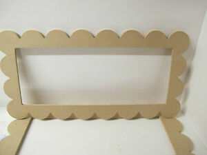 Rectangle-Set-Of-5-Wooden-Fancy-Photo-Frame-9mm