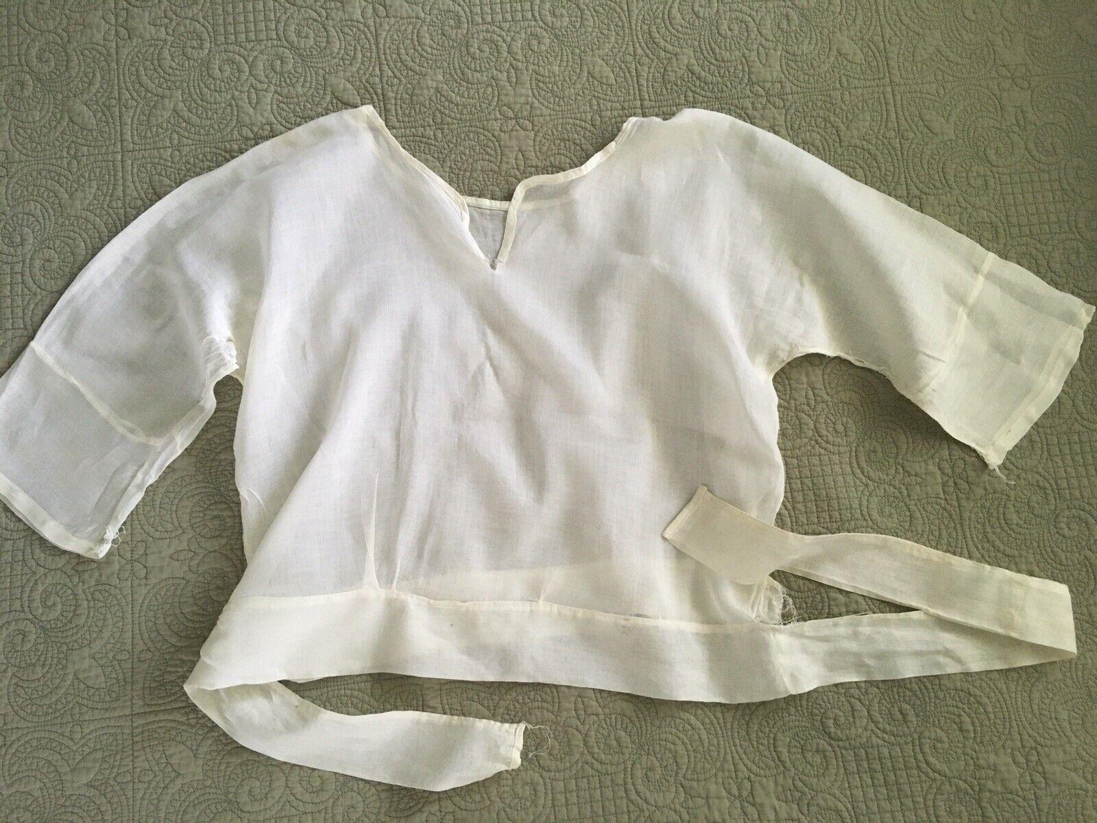 Antique Edwardian Victorian Shirtwaist Blouse - image 5