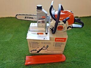 stihl ms181 16 16 chainsaw brand new including 1 ltr of stihl chain rh ebay co uk