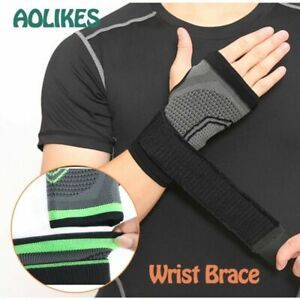 Wrist-Strap-Carpal-Tendonitis-Tunnel-Palm-Pain-Relief-Protector-Brace-Support-US