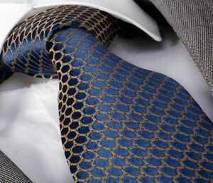 Herren Tie Dunkel Handgefertigt Handmade 8108 Blau Qualitäts krawatte Pd Braun x0Ffnq0AwO