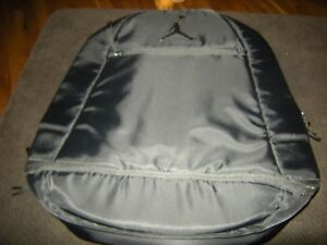 de7980d175c Image is loading Brand-New-Black-Nike-Air-Jordan-Bookbag