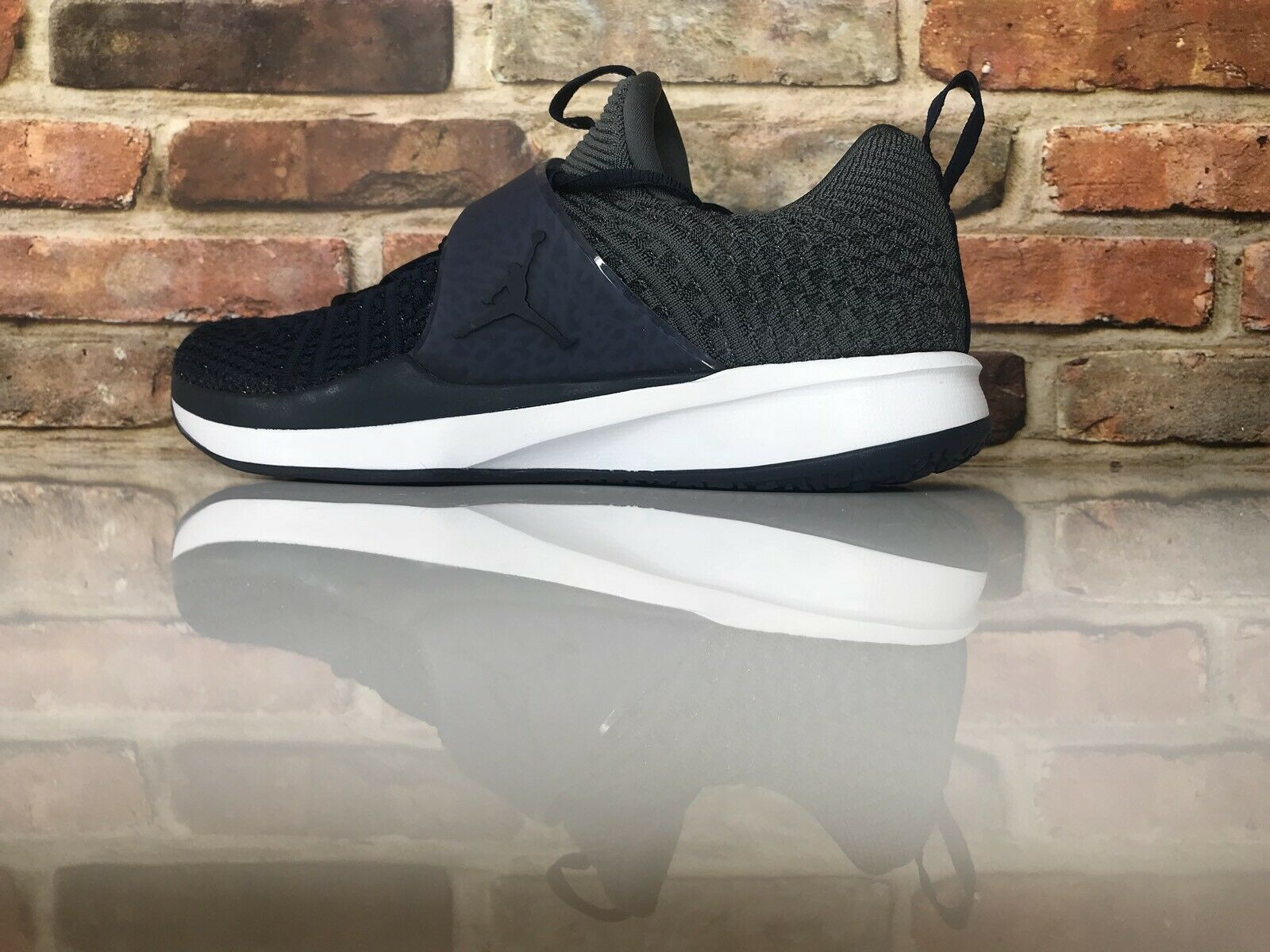 Nike Jordan Trainer 2 Flyknit RE2PECT Jeter Yankees shoes 921210-405 Men Size 10