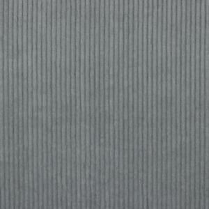 Lavato Velluto a Coste 4.5 - Jumbo Cavo - Grigio Medio - Cotone Tessuto Sartoria