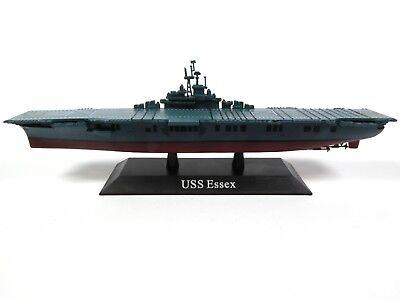 USS Essex 1942-1:1250 Navire de guerre IXO Porte-avions militaire WS6