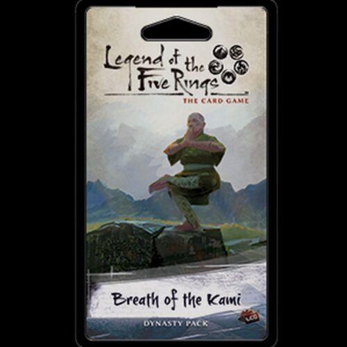 Breath of the Kami Dynasty Pack Pour Légende des cinq anneaux jeu de carte
