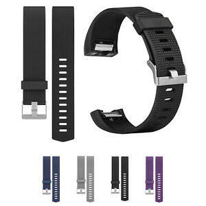 For-Fitbit-Charge-2-Wrist-Strap-Soft-Silicone-Watch-Replacement-Wristband