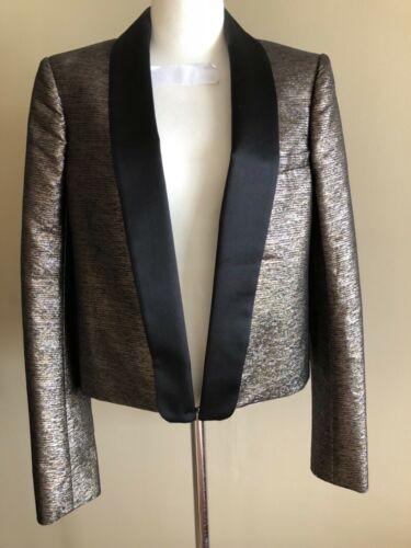 3 5k Gold Rrp Lanvin 2014 Blazer Nwt Jacket ZTY0Tw