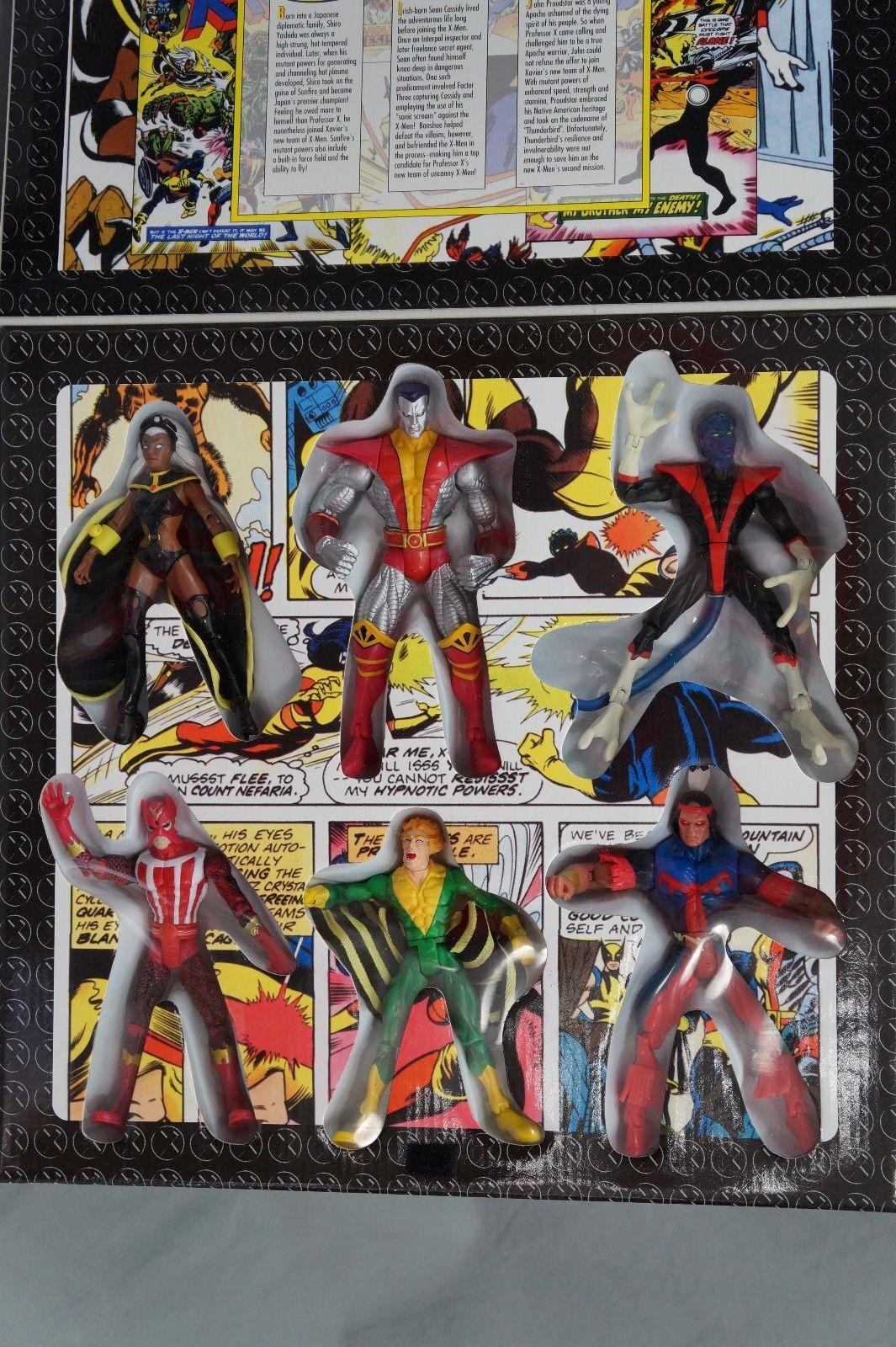 Giant Größe Uncanny X-Men - Marvel Collectors Editions - ToyBiz - Marvel