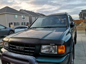 Isuzu Rodeo 4x4 Manual