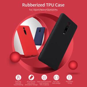 Nillkin-Rubber-Wrapped-Case-For-Xiaomi-Mi-9T-Redmi-K20-Pro-Ultra-Thin-Back-Cover